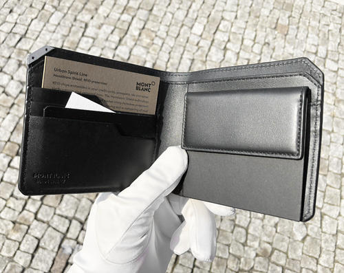 MONTBLANC peněženka URBAN SPIRIT 4CC 114670  - 6