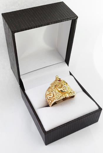 Zlatý prsten Kleopatra 015234  - 6