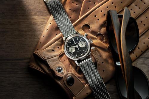 HAMILTON American Classic Intra-Matic Chronograph H H38429130  - 7