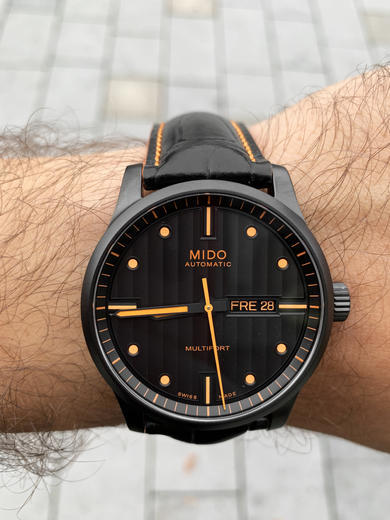 MIDO Multifort S. E. M005.430.36.051.80  - 7
