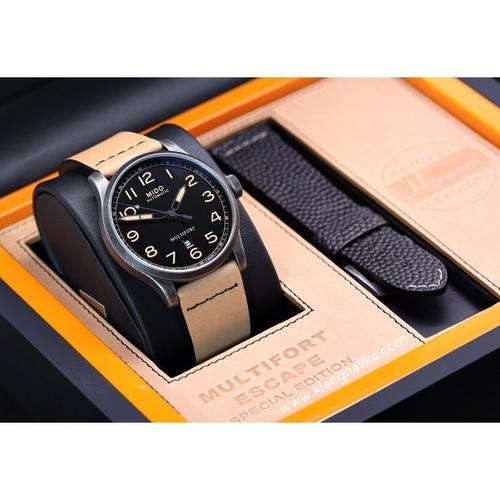 MIDO Multifort Escape Horween M032.607.36.050.99 SE  - 7