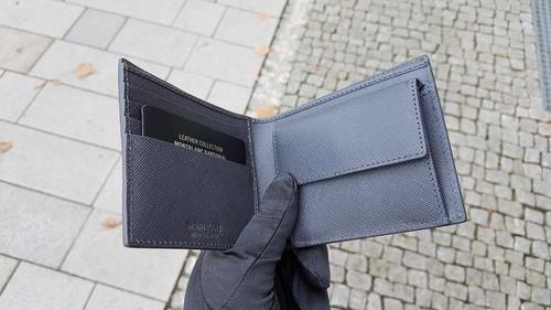 MONTBLANC peněženka Sartorial 4cc 116335  - 7