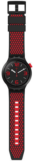SWATCH hodinky SO27B102 BBBLOOD BIG BOLD  - 7