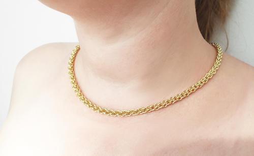 Zlatý náhrdelník 25052020  - 7