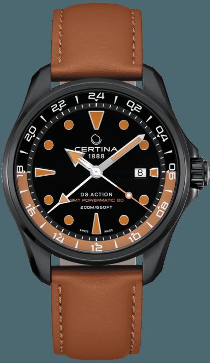 ab079db8e7 Certina DS Action GMT C032.429.36.051.00 - GoldEligius