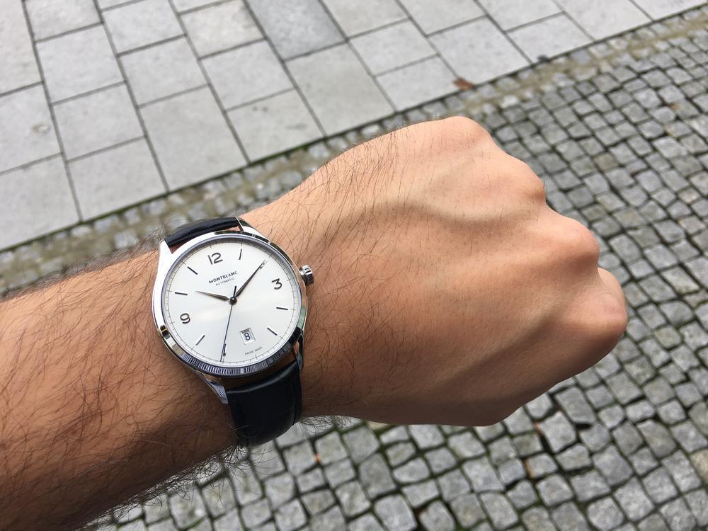 Montblanc Heritage Chronométrie 112533 - GoldEligius b112df65571