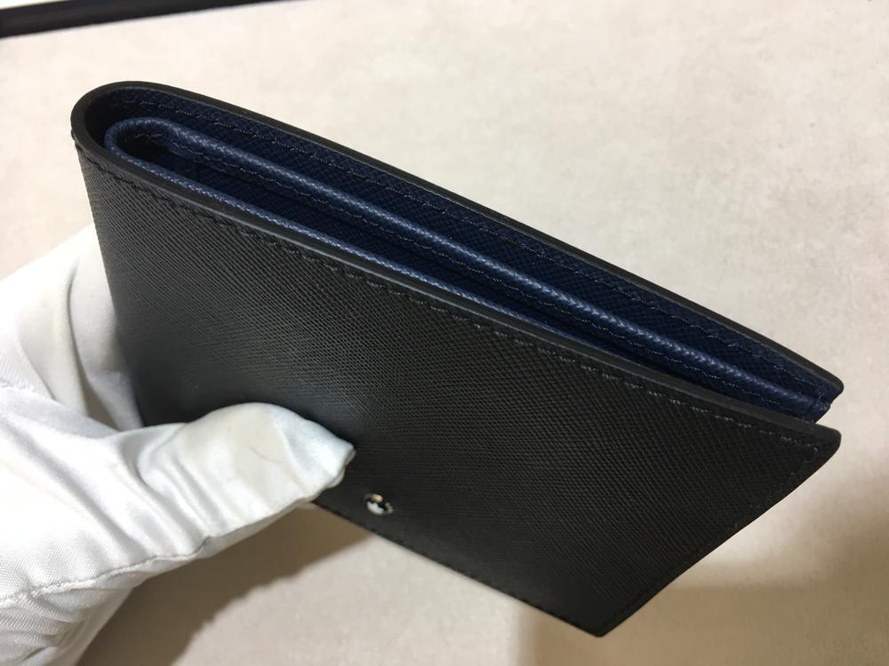 MONTBLANC peněženka Sartorial 6cc 116326 - GoldEligius 2fc3d1638d